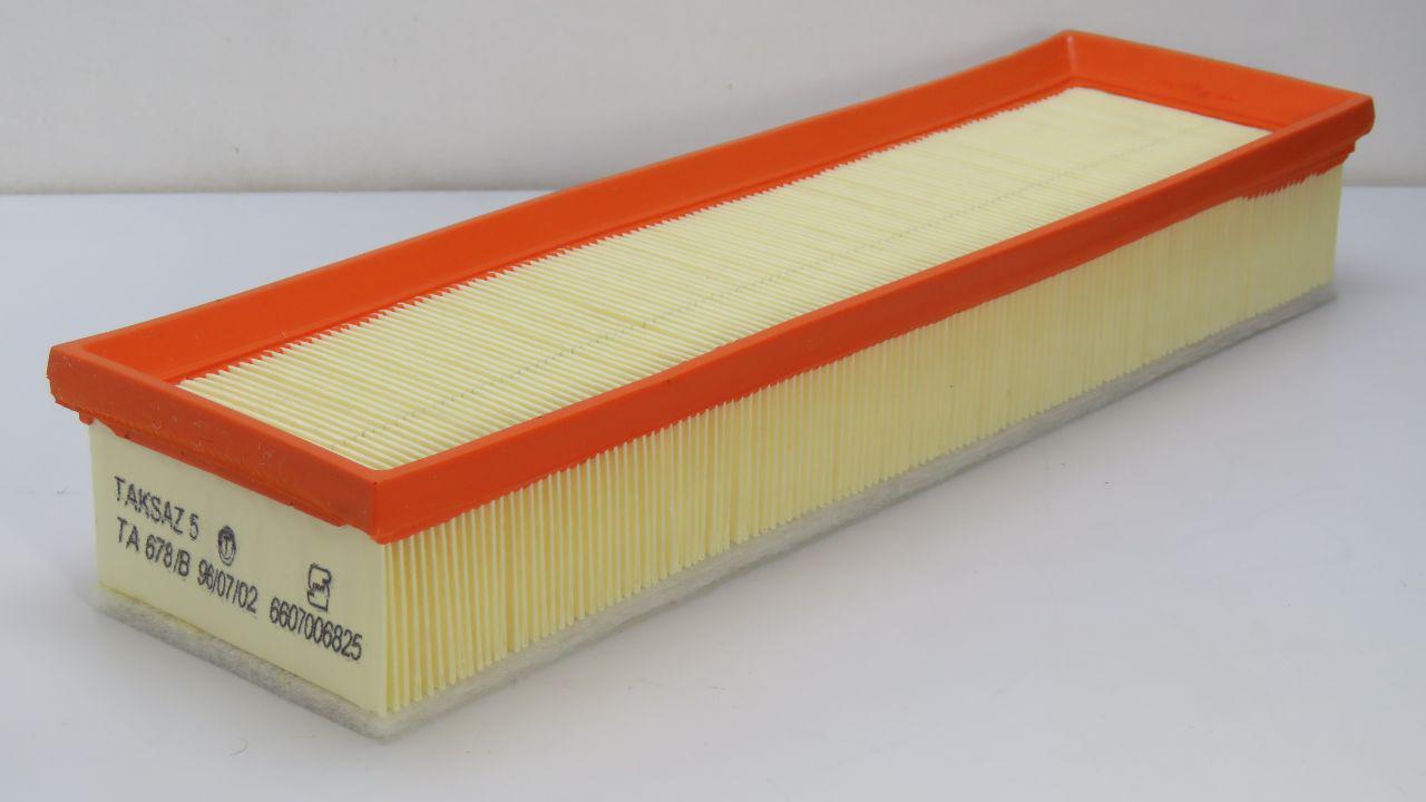 فیلتر هوای کاغذی